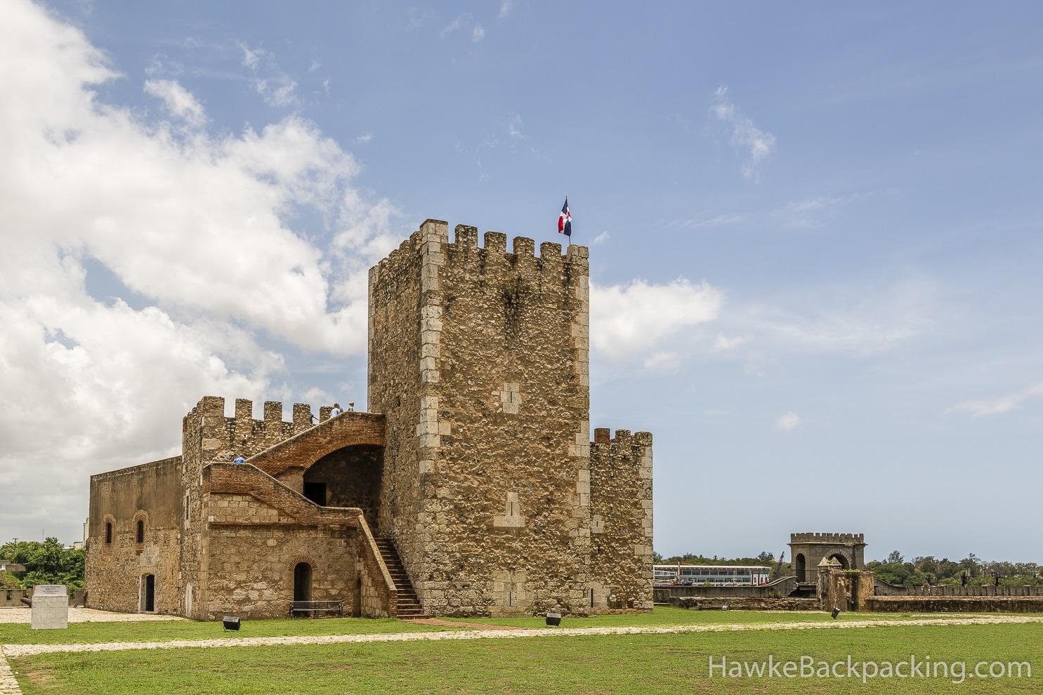 Fortaleza Ozama, Dominikana