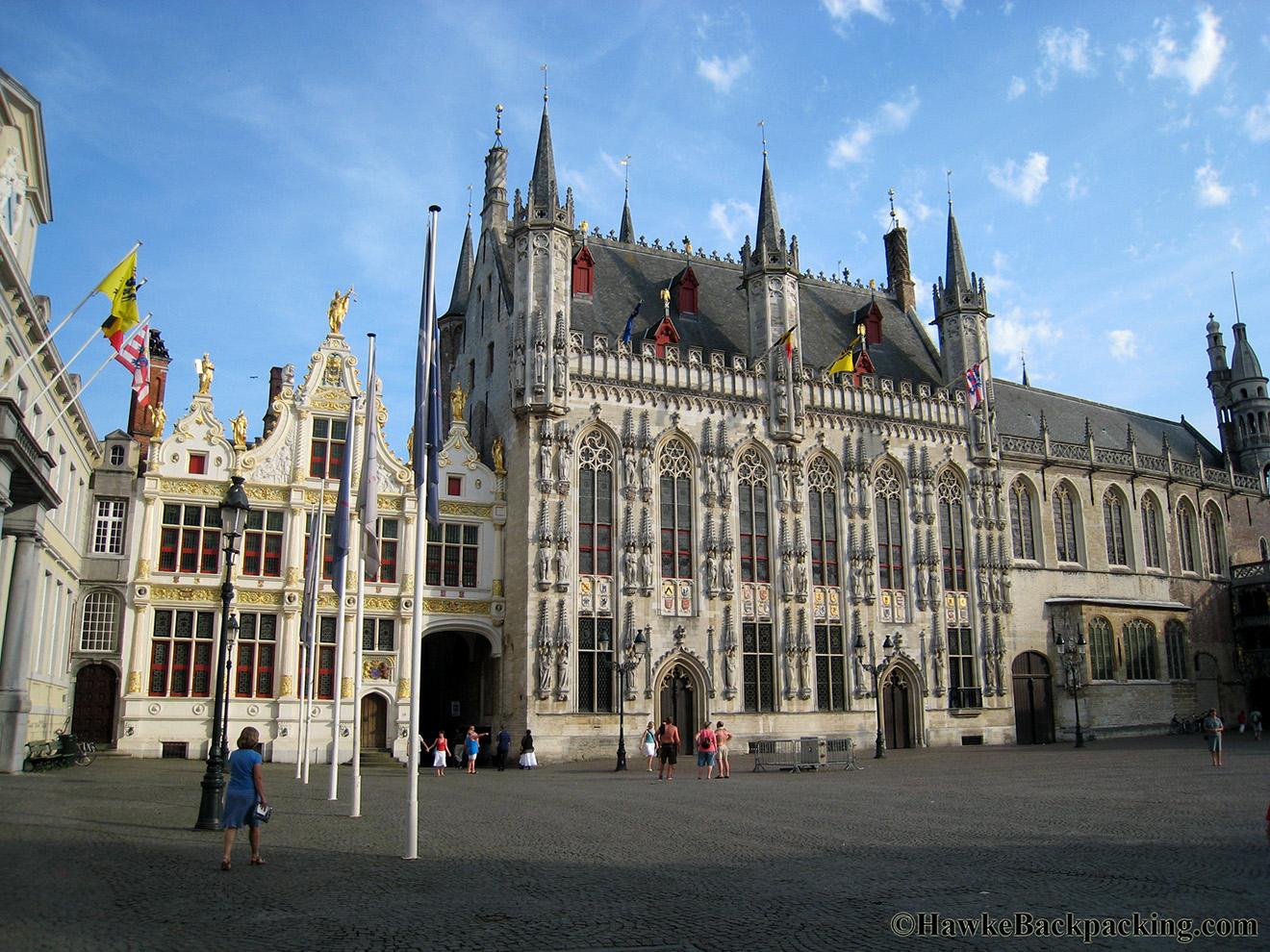 Bruges - HawkeBackpack...