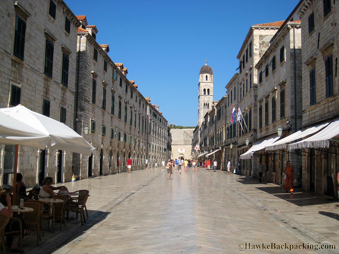 Dubrovnik Hawkebackpacking Com