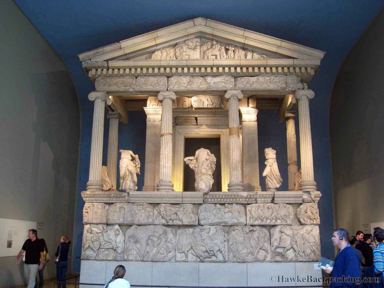 the british museum In 2003, the metropolitan police raided a now defunct london antiquities dealer, seizing valuable objects that have since been identified at the british museum as coming from.