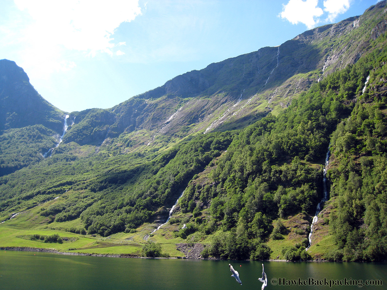 Sognefjord Hawkebackpacking Com