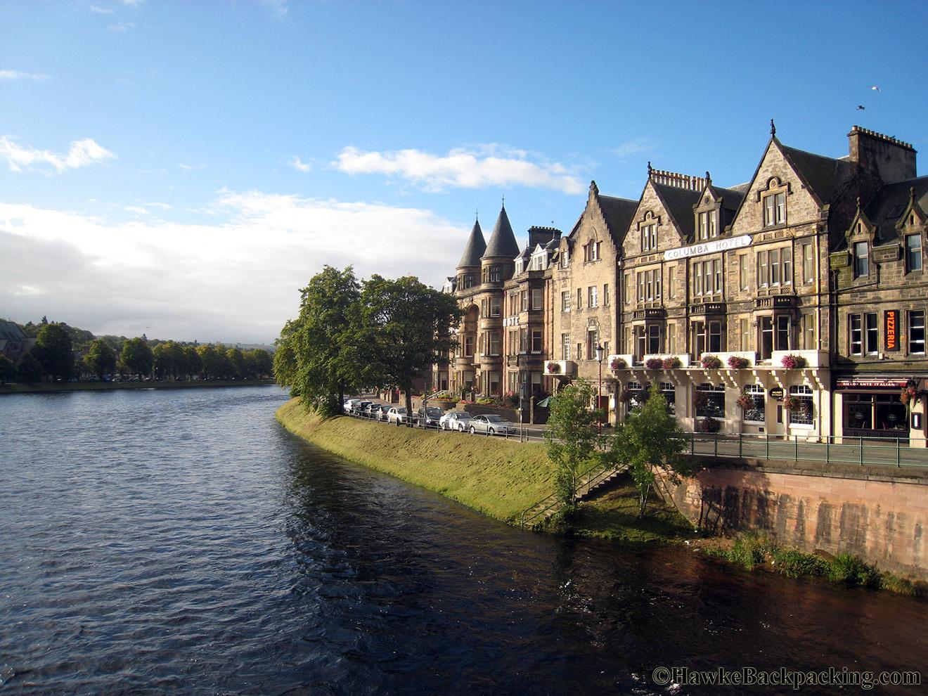 Inverness - HawkeBackpacking.com