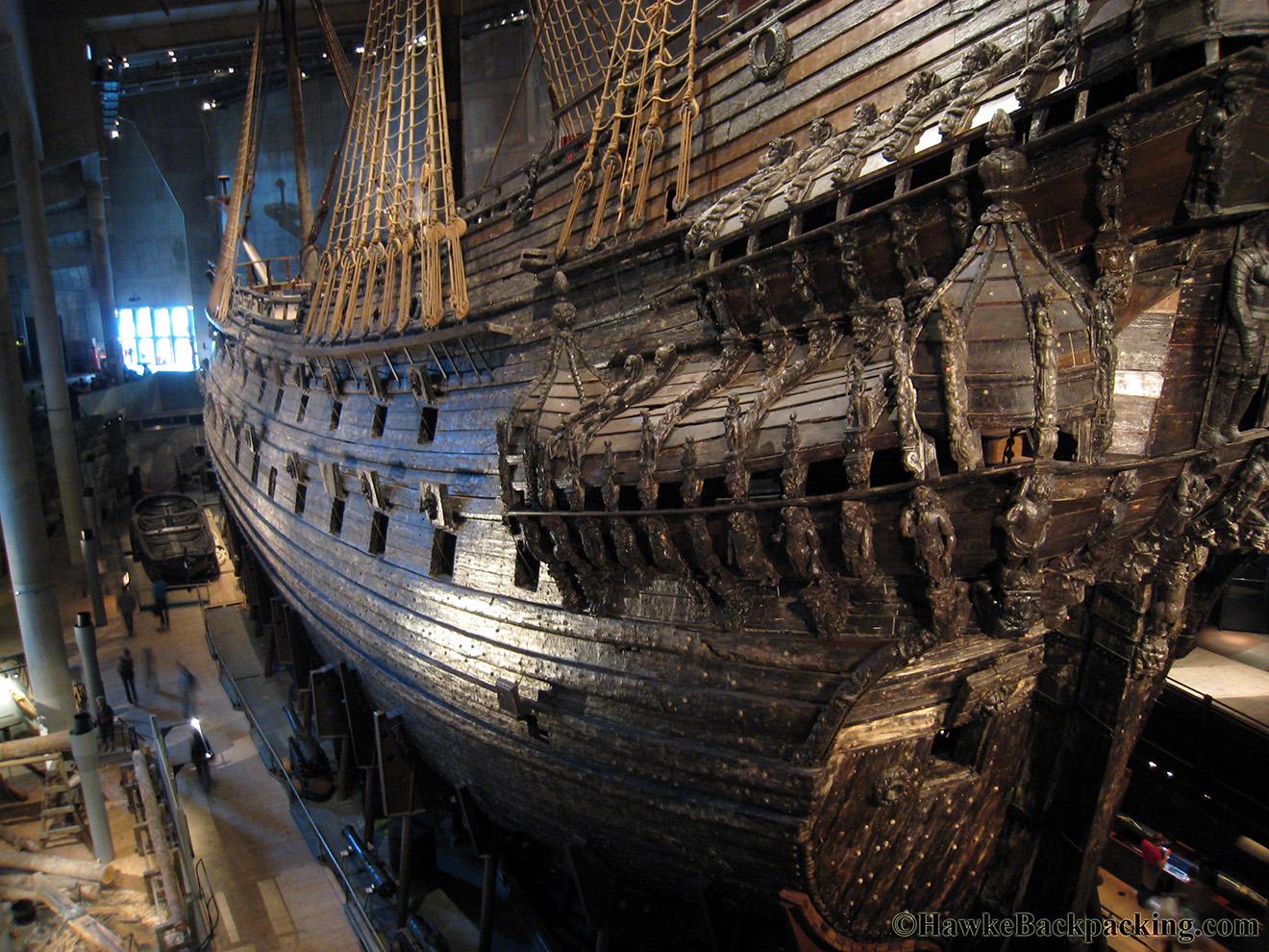 Vasa Museum Hawkebackpacking Com