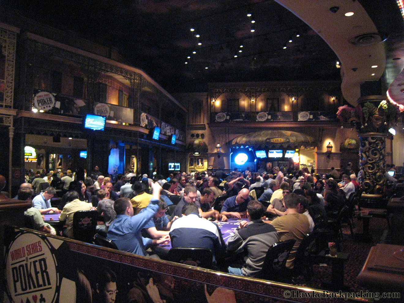 Harrah's new orleans blackjack tables