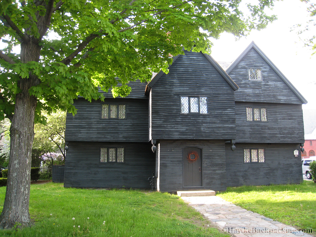 Salem for Salem house