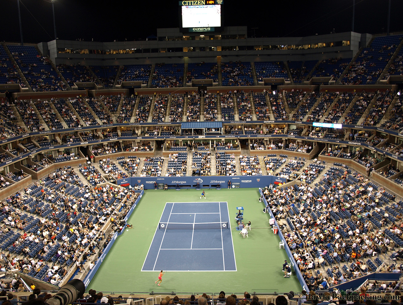 new york us open