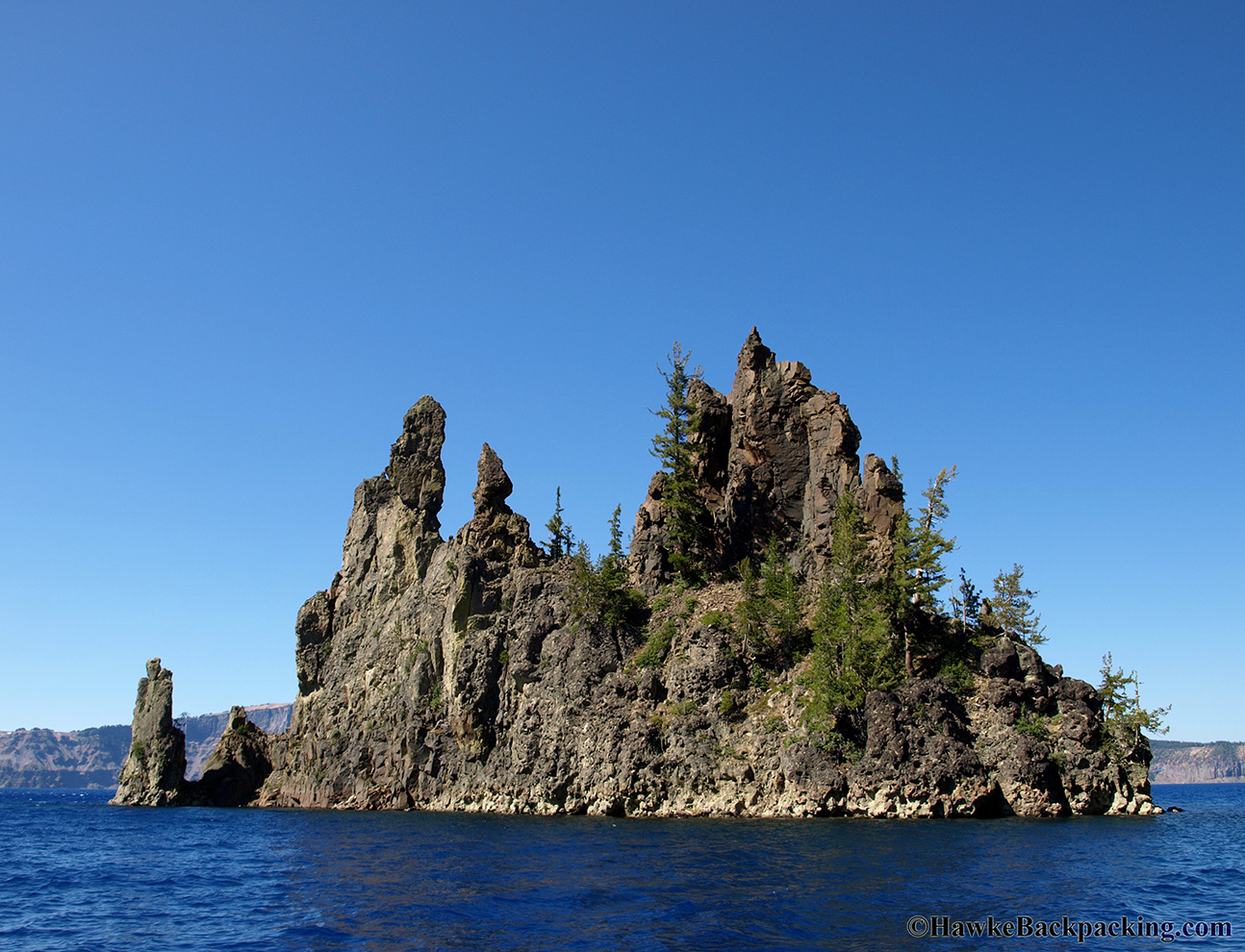 Crater Lake Cruise Hawkebackpacking Com